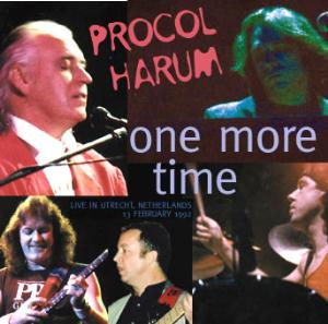Procol Harum - One More Time CD (album) cover
