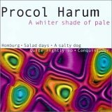 Procol Harum Whiter Shade Of Pale album cover