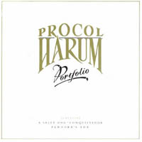 Procol Harum Portfolio album cover