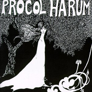 Procol Harum [Aka: A Whiter Shade Of Pale] by PROCOL HARUM album cover
