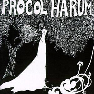 Procol Harum [Aka: A Whiter Shade Of Pale] by PROCOL HARUM album cover