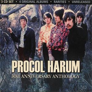 Procol Harum - 30th Anniversary Anthology CD (album) cover