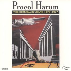 Procol Harum - Chrysalis Years 1973-1977 CD (album) cover