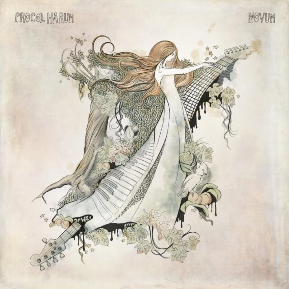Novum by PROCOL HARUM album cover