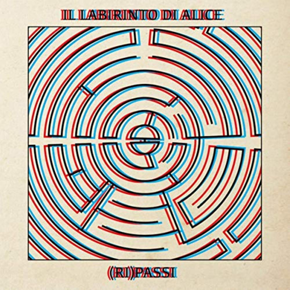 (Ri)Passi by LABIRINTO DI ALICE, IL album cover