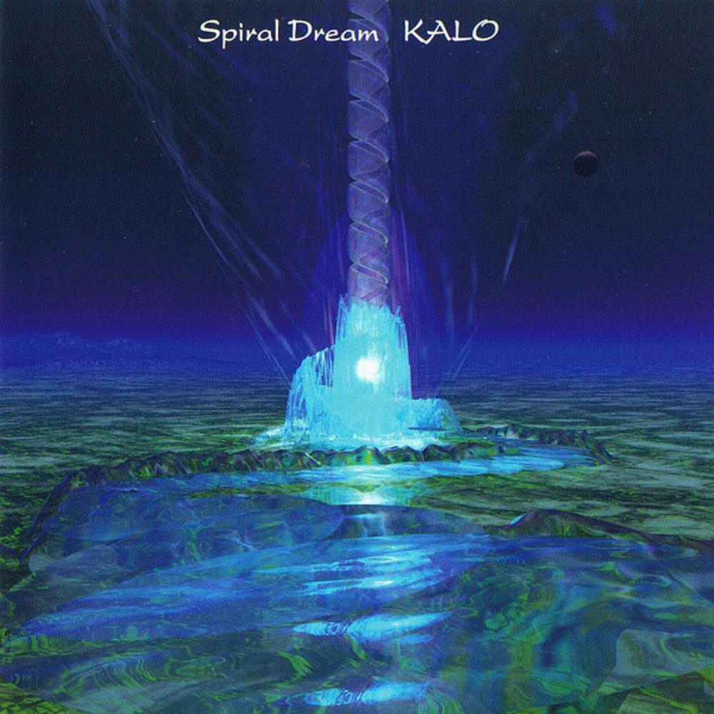 Spiral Dream by KALO album cover