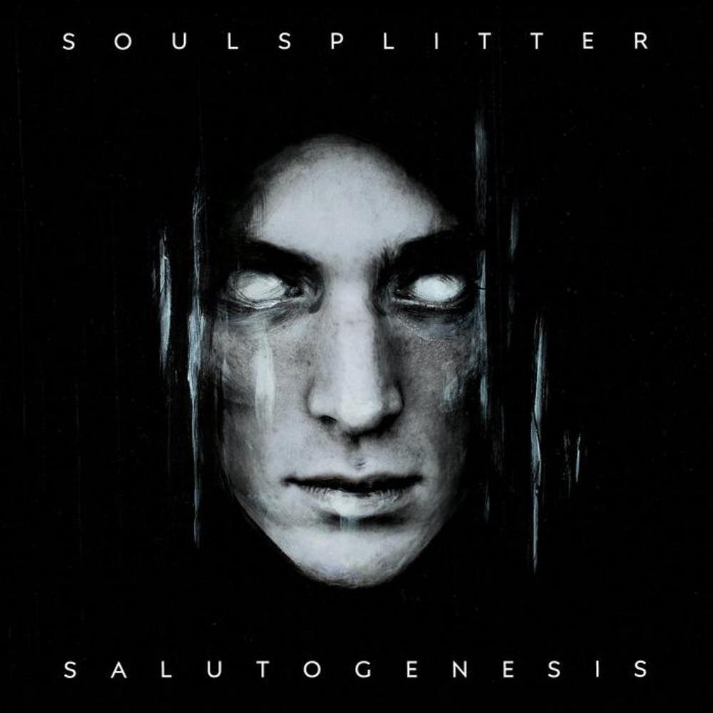 Salutogenesis by SOULSPLITTER album cover