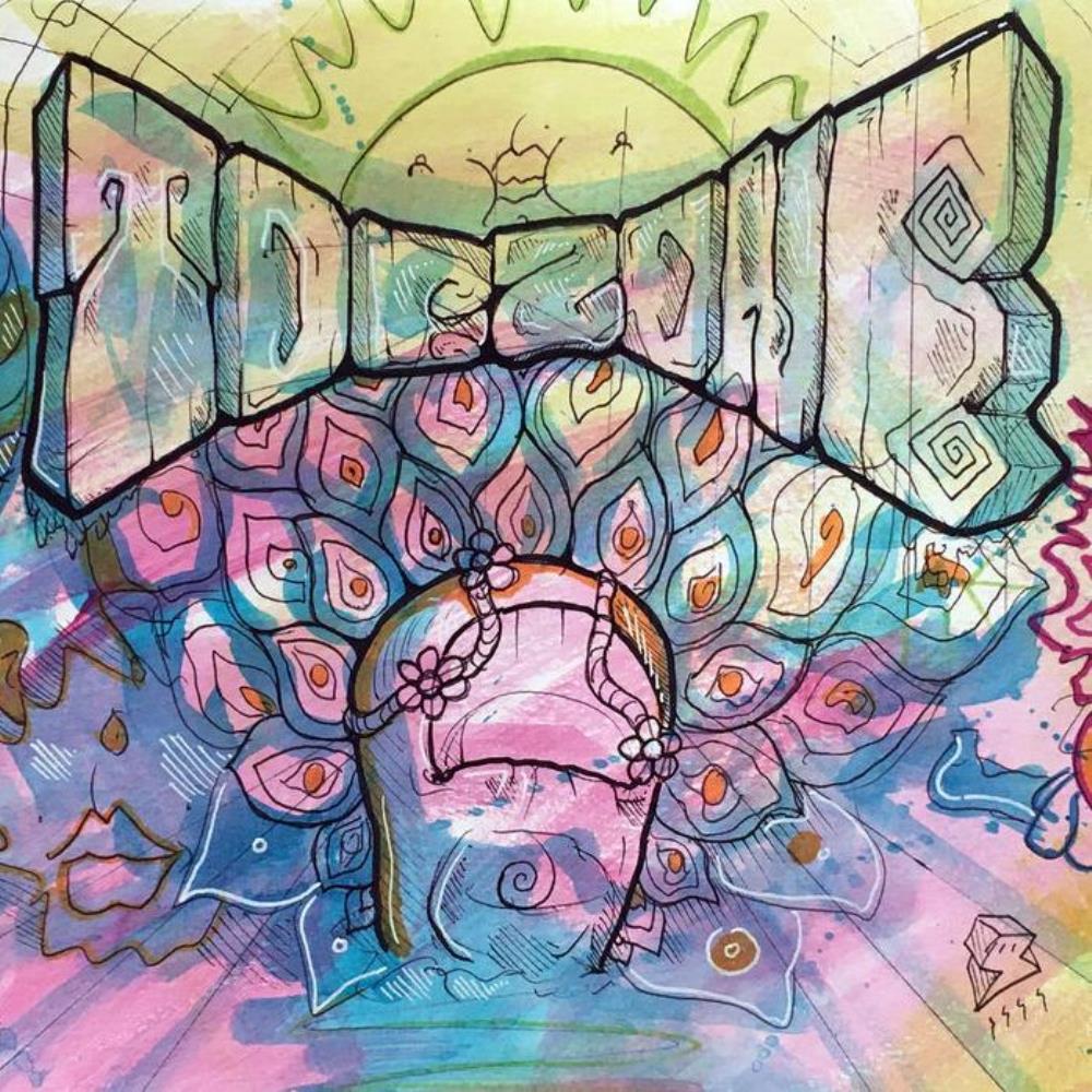 Toe Zone by HARPO JARVI album cover