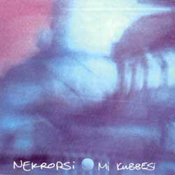 Nekropsi - Mi Kubbesi CD (album) cover