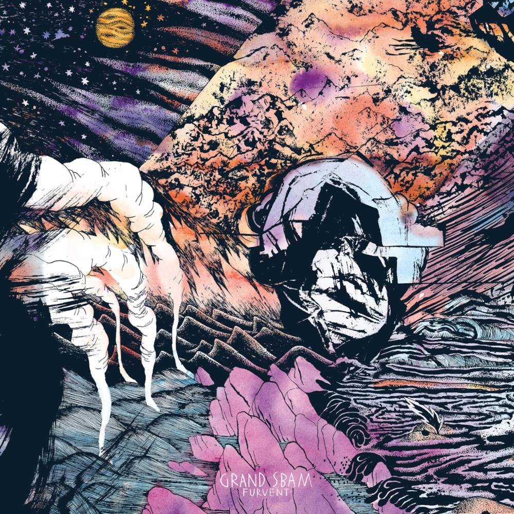 Furvent by GRAND SBAM, LE album cover