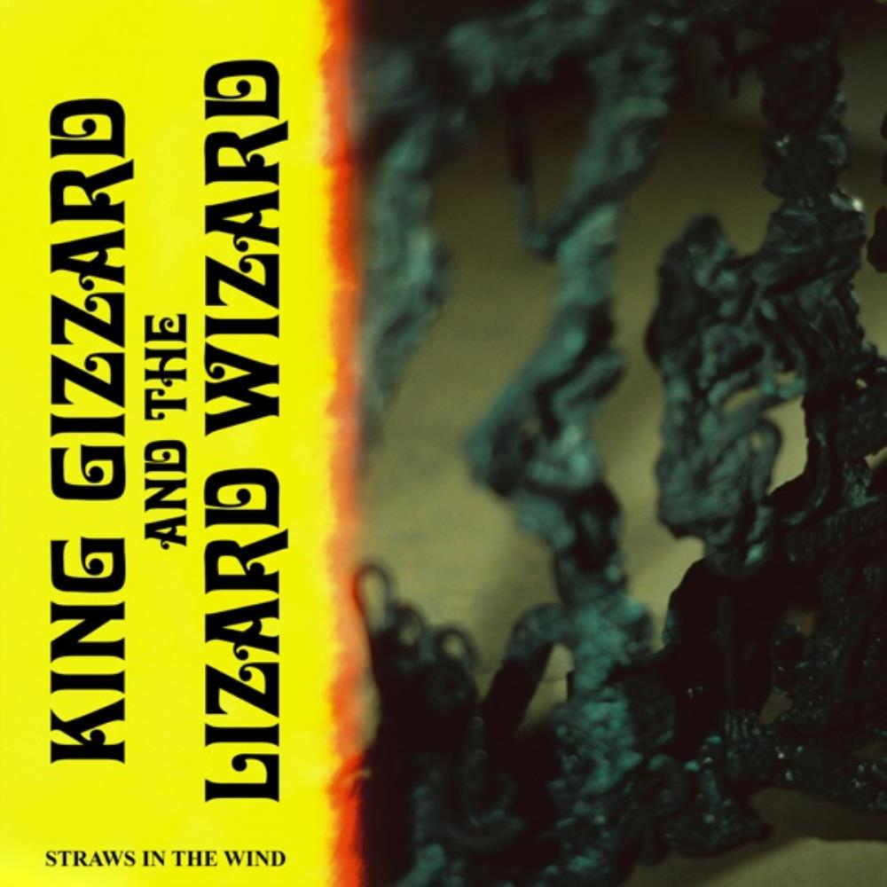 Straws in the Wind by King Gizzard & The Lizard Wizard album rcover