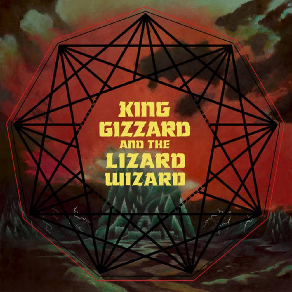 Nonagon Infinity by KING GIZZARD & THE LIZARD WIZARD album cover