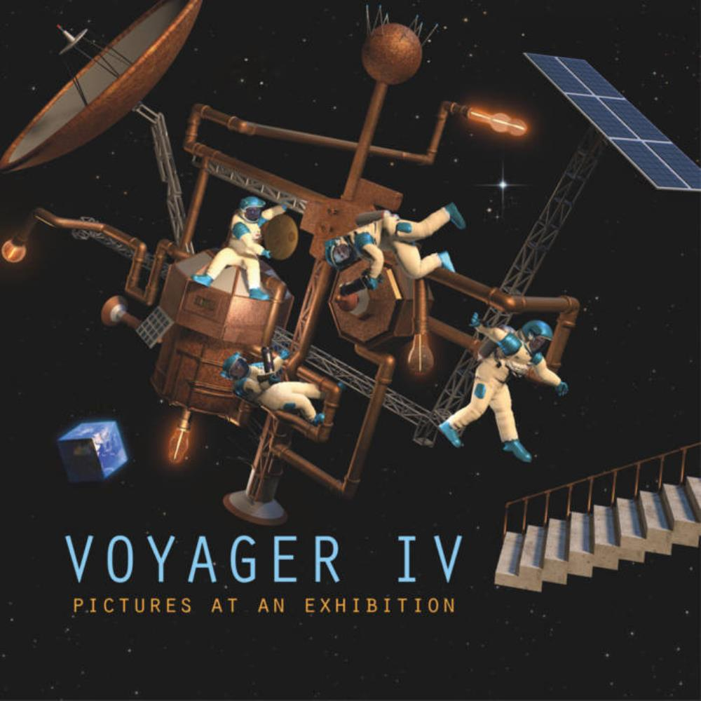 Voyager IV - Pictures At An Exhibition CD (album) cover