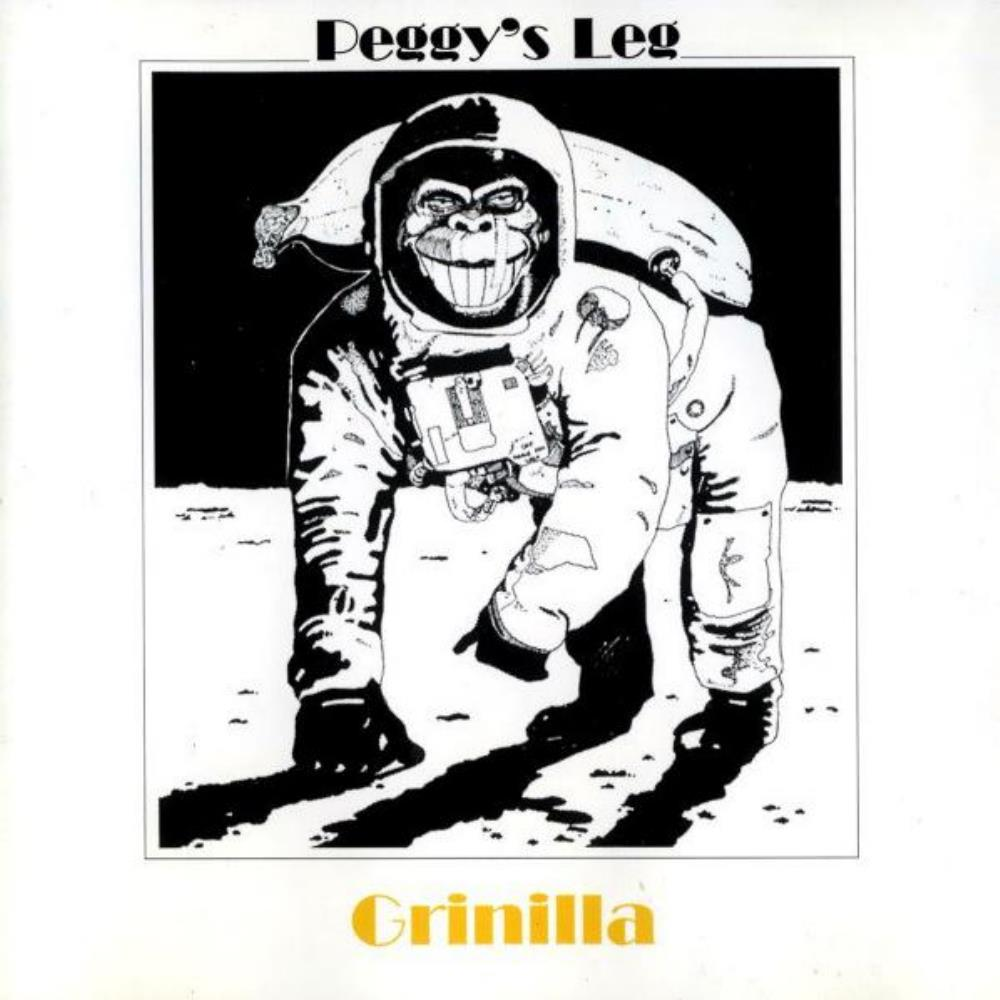 Grinilla by PEGGY'S LEG album cover