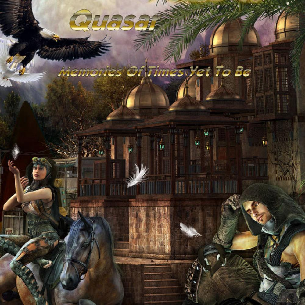 Memories Of Times Yet To Be by QUASAR album cover