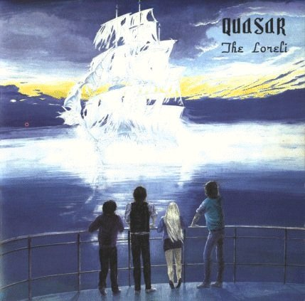 Quasar - The Loreli  CD (album) cover