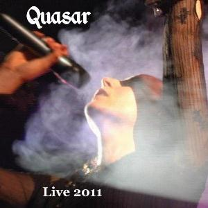 Quasar Live 2011 album cover