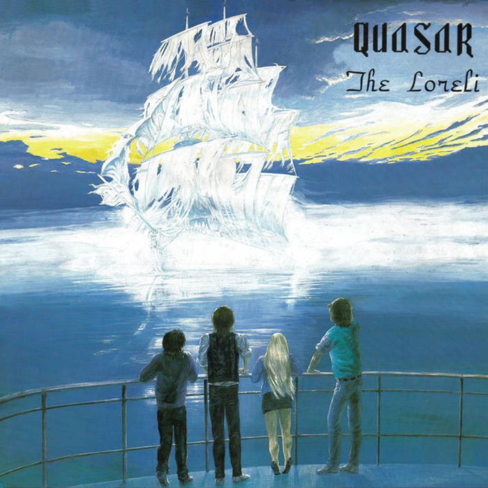 The Loreli by QUASAR album cover