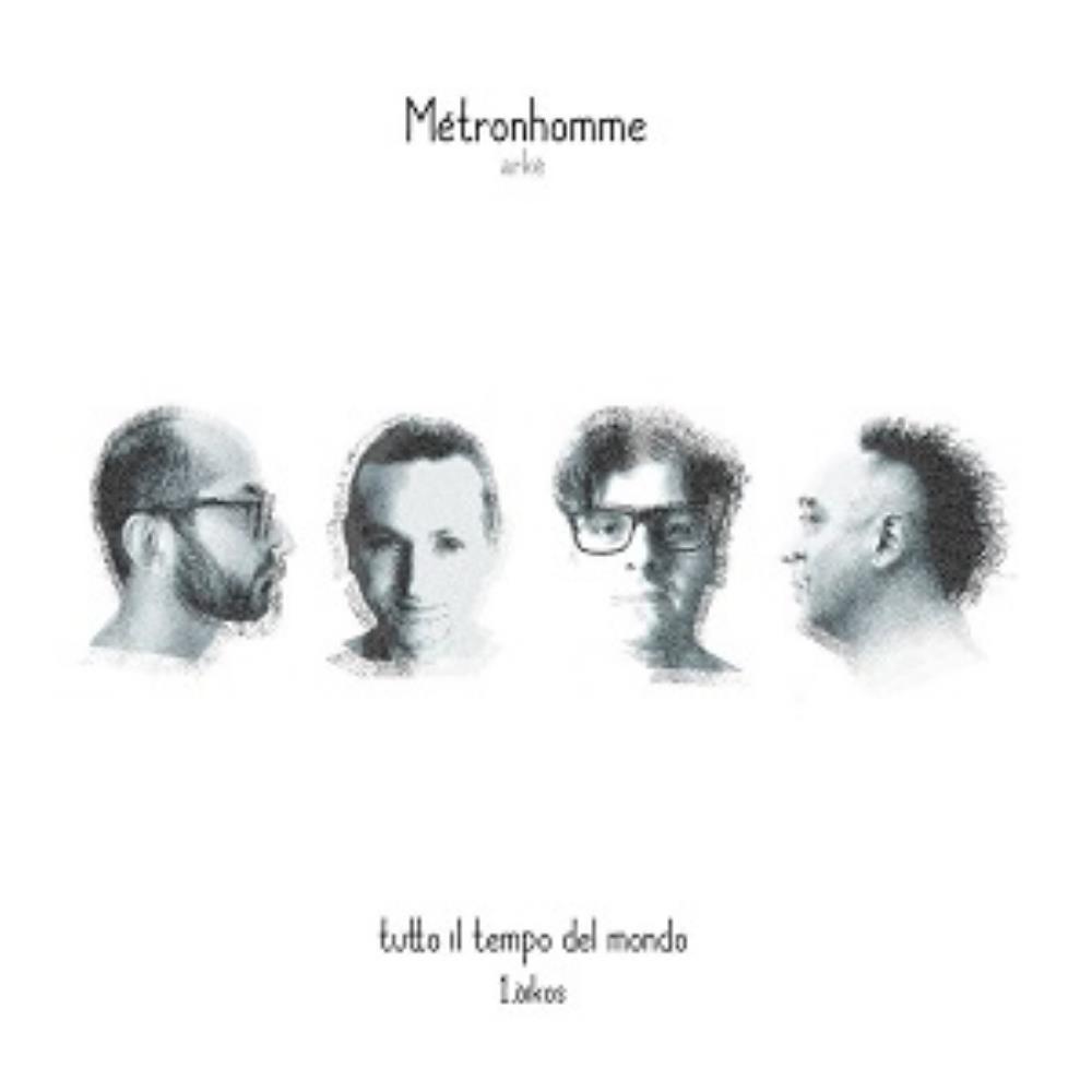 Tutto il Tempo del Mondo - 1.òikos by METRONHOMME album cover
