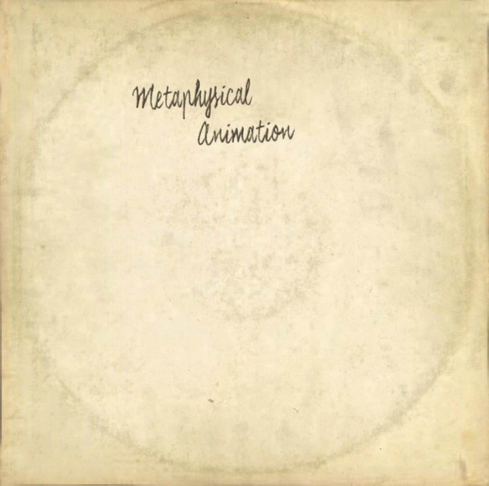 Metaphysical Animation by METAPHYSICAL ANIMATION album cover