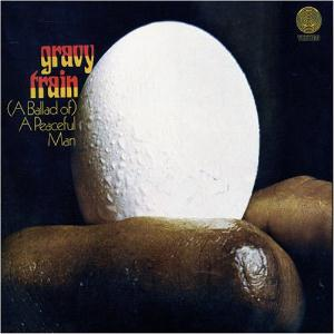 Gravy Train - (A Ballad of) A Peaceful Man CD (album) cover