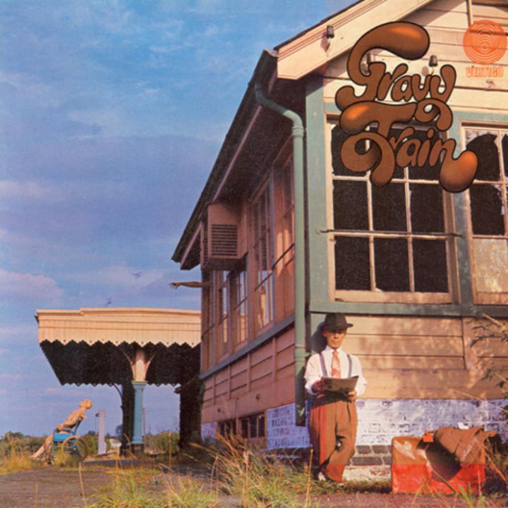 Gravy Train by GRAVY TRAIN album cover