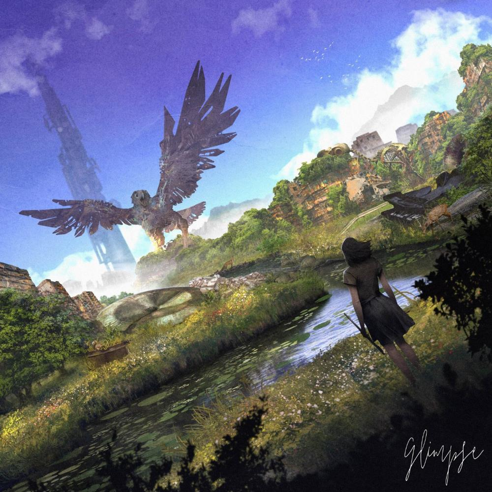 Glimpse by SHIMAKAWA, KENTA album cover