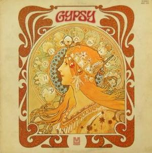 Gypsy - Gypsy CD (album) cover