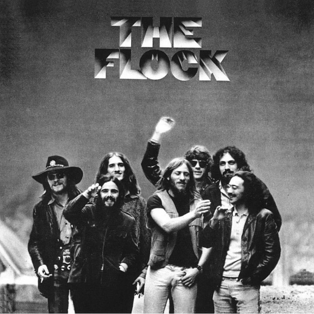 The Flock by FLOCK, THE album cover