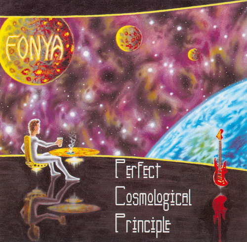 Fonya - Perfect Cosmological Principle CD (album) cover