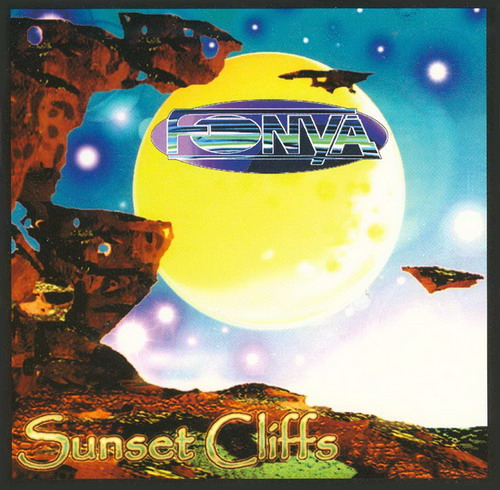 Sunset Cliffs by FONYA album cover