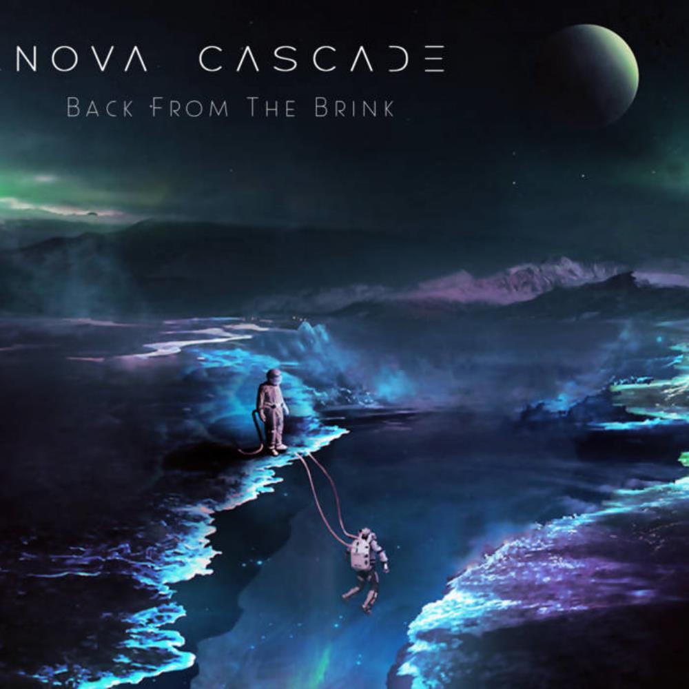 Back from the Brink by NOVA CASCADE album cover