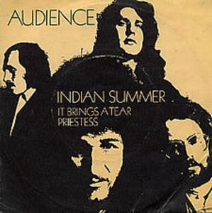 Audience Indian Summer album cover