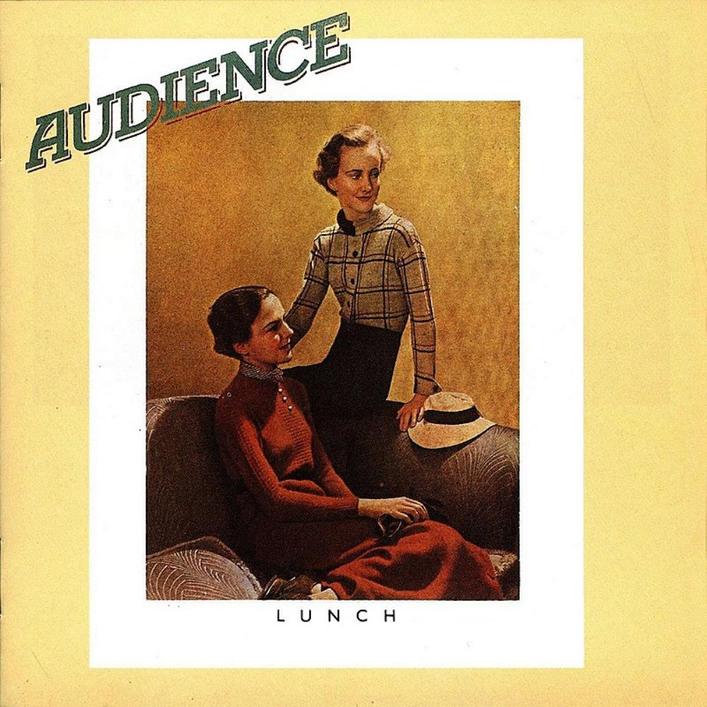 Lunch by AUDIENCE album cover