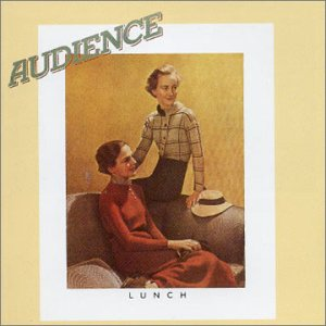 Audience - Lunch CD (album) cover