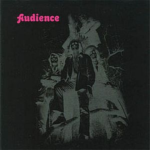 Audience Audience album cover