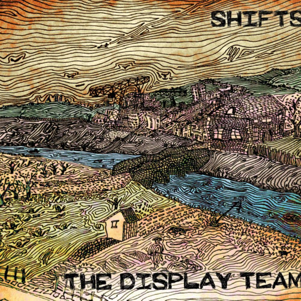 Shifts by DISPLAY TEAM, THE album cover