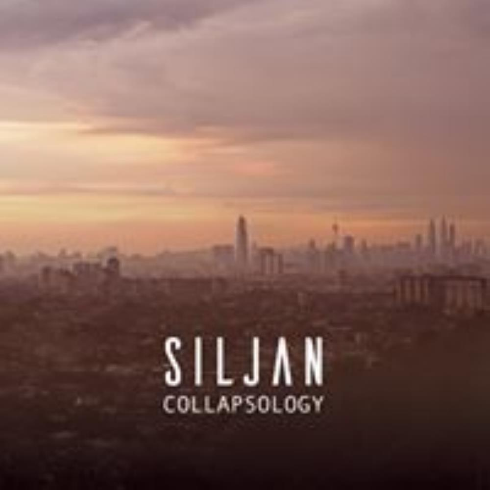 Collapsology by SILJAN album cover