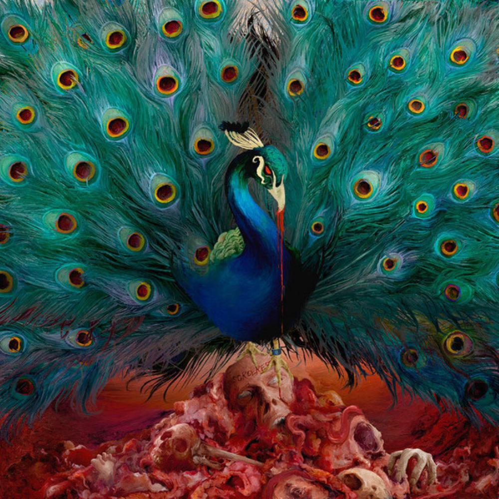 Opeth - Sorceress CD (album) cover