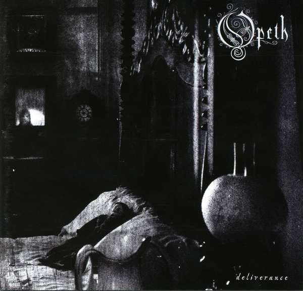 Opeth - Deliverance CD (album) cover