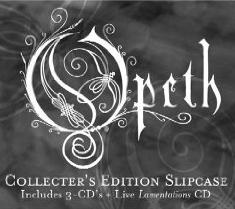 Opeth - Limited Edition Box Set  CD (album) cover