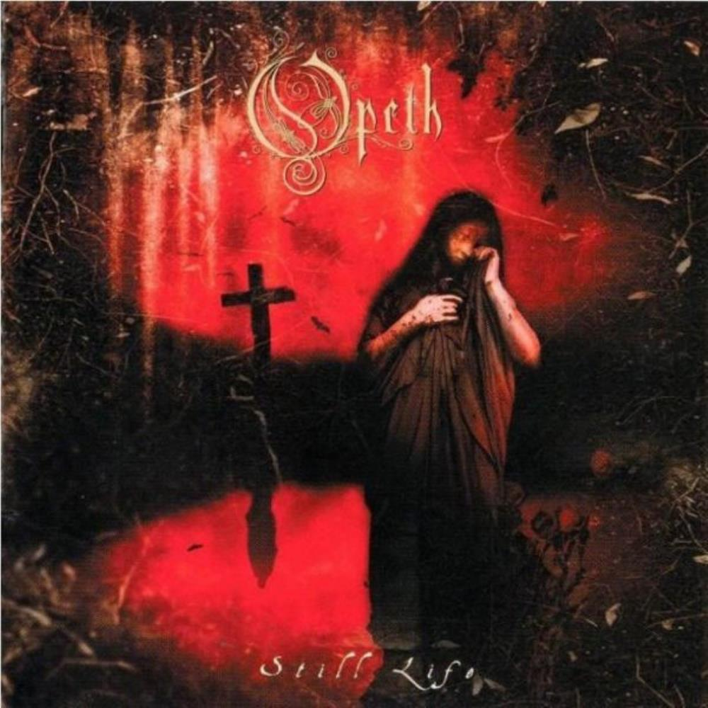 Opeth - Still Life CD (album) cover