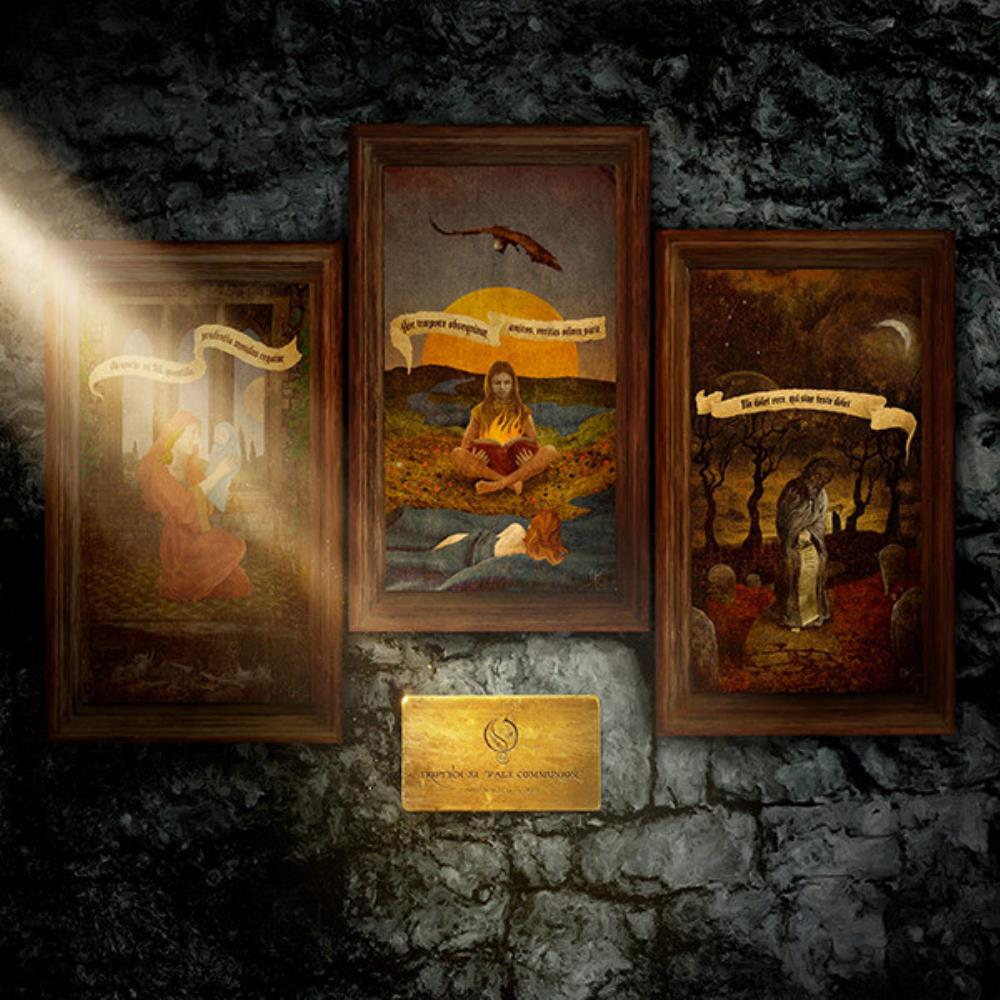 Opeth Pale Communion album cover