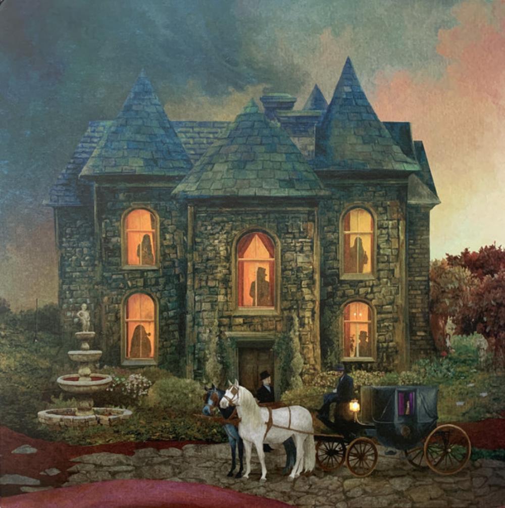 In Cauda Venenum by OPETH album cover