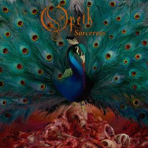 Sorceress by OPETH album cover