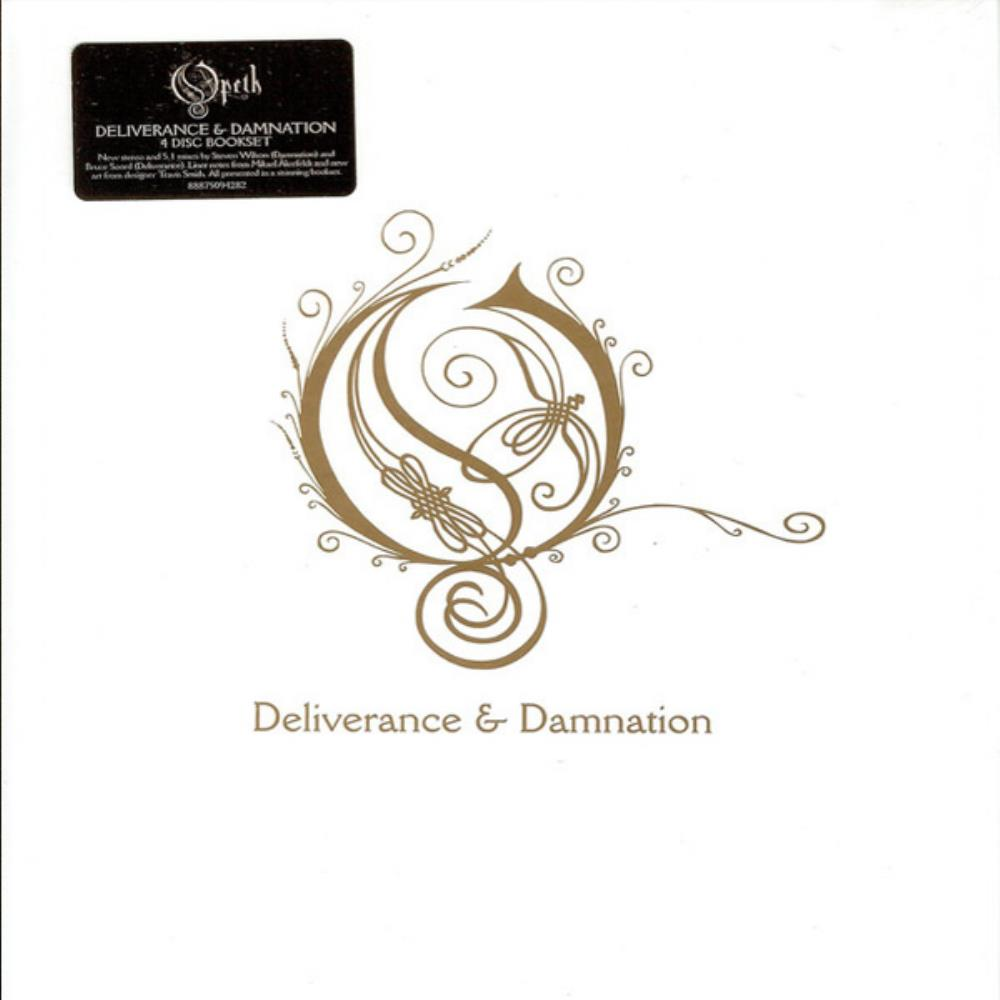Deliverance & Damnation by OPETH album cover