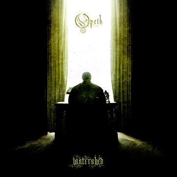 Watershed by OPETH album cover