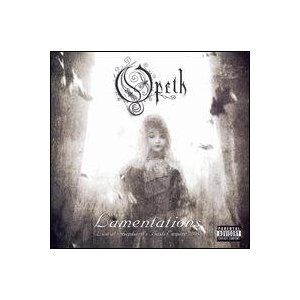 Opeth Lamentations: Live at Shepherd Bush Empire 2003 album cover