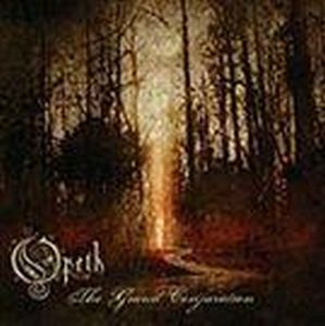 Opeth - The Grand Conjuration CD (album) cover