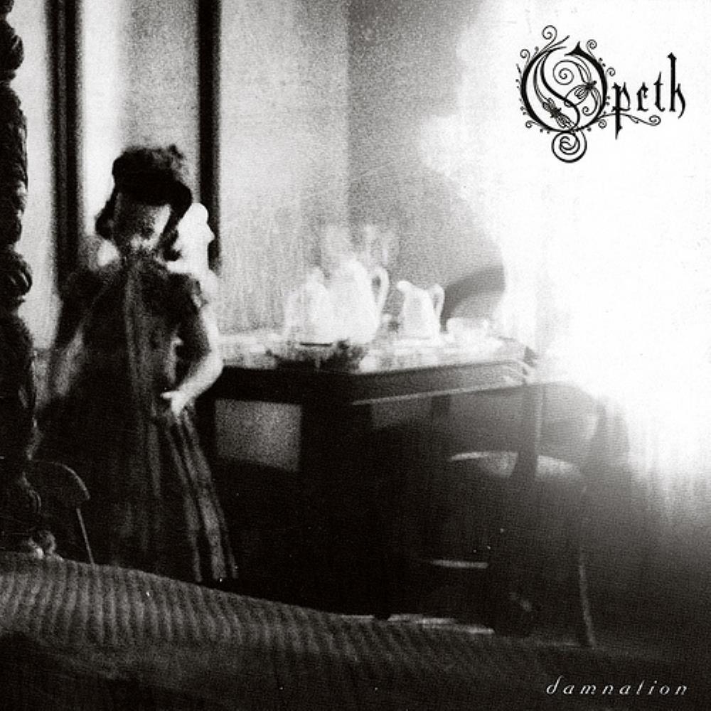 Damnation by OPETH album cover